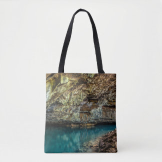 Škocjan Caves Slovenia UNESCO's world heritage Tote Bag