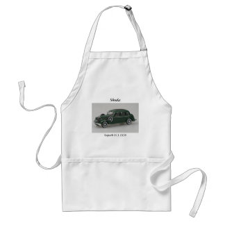 Skoda Superb 913 1938 Apron