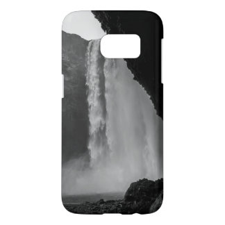 Skogafoss Phone Case|| Customize it! Samsung Galaxy S7 Case