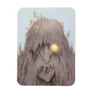 Skogtroll [Forest Troll] Magnet