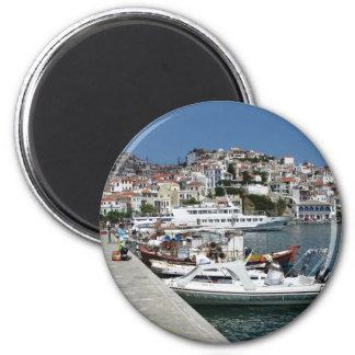 Skopelos Fridge Magnet