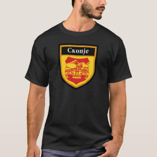 Skopje Flag T-Shirt