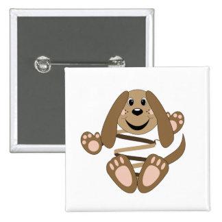 Skrunchkin Dog Coffeecake Pin