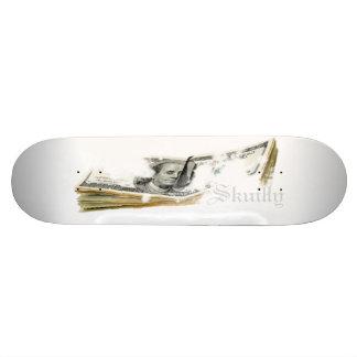 Skuilly's Skate Board