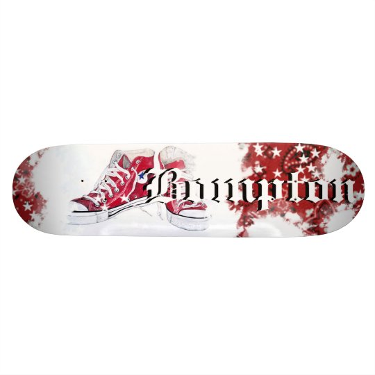 Skuilly's Skate Deck