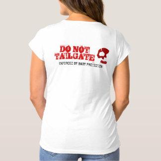 SKULETONS Baby Protection Maternity T-Shirt