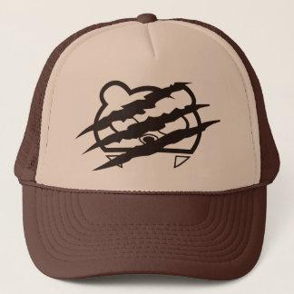 SKULETONS BEAR CLAW NO1 TRUCKER HAT