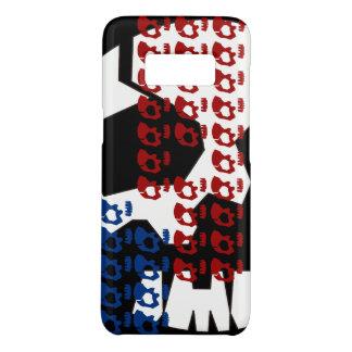 SKULETONS BHQ Remix Case-Mate Samsung Galaxy S8 Case