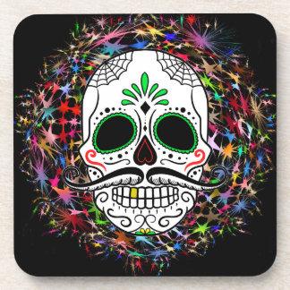 Skull20170396 Coaster