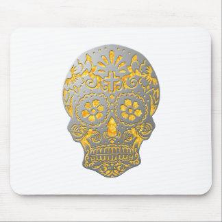Skull2MetalFire Mouse Pad