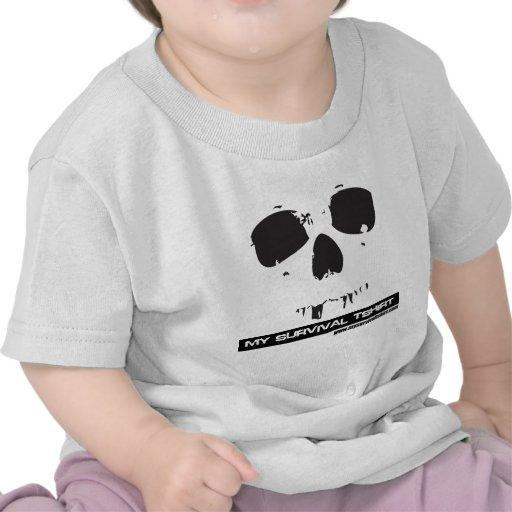 Skull 03 tshirt
