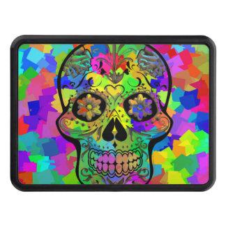 Skull 20161106 trailer hitch cover