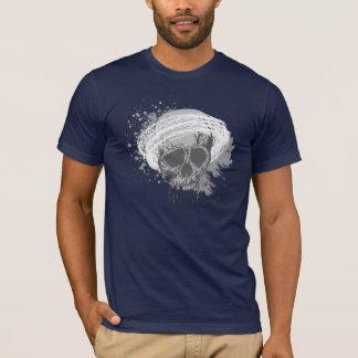 skull.2 grey design T-Shirt