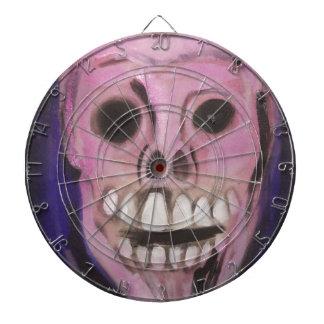 Skull#4 Dartboard