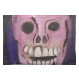 Skull#4 Placemat