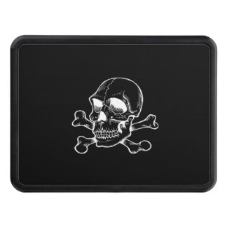 Skull 816 (Halloween) Hitch Covers
