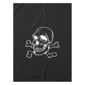 Skull 816 (Halloween) Tablecloth