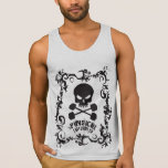 Skull and Barbells - Physical Culturist - Shirt