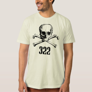 Skull and Bones 322 T-Shirt