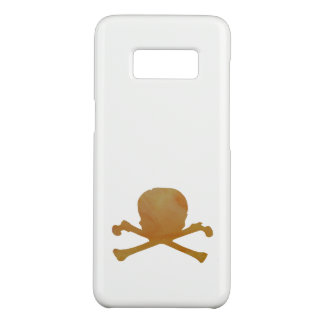 Skull and bones Case-Mate samsung galaxy s8 case