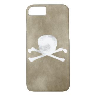 Skull and Bones iPhone 7 Case