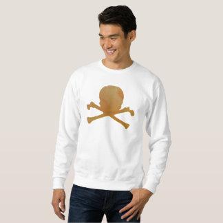 Skull and bones sweatshirt