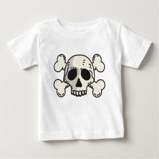 Skull and Crossbones Baby T-Shirt
