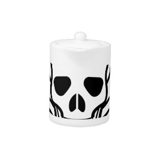 Skull and Crossbones death symbol