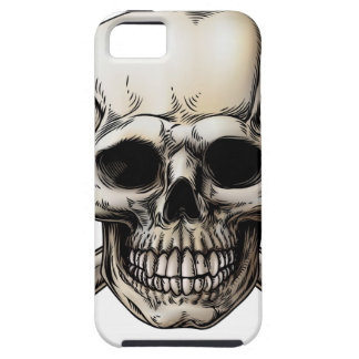 Skull and Crossbones Icon iPhone 5 Case