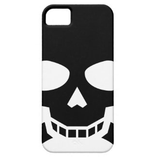Skull and Crossbones iPhone 5 Covers