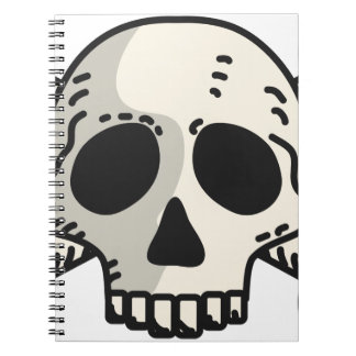 Skull and Crossbones Notebooks