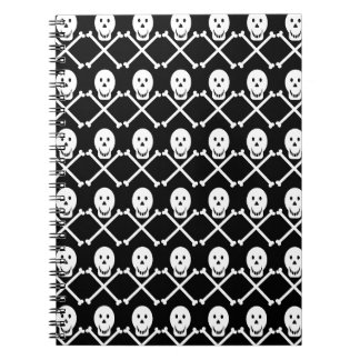 Skull-and-Crossbones Notebooks