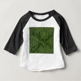Skull and Crossbones Online Threat Concept Baby T-Shirt