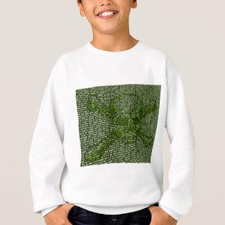 Skull and Crossbones Online Threat Concept Sweatshirt