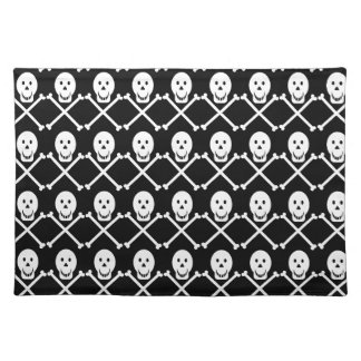 Skull-and-Crossbones Placemat