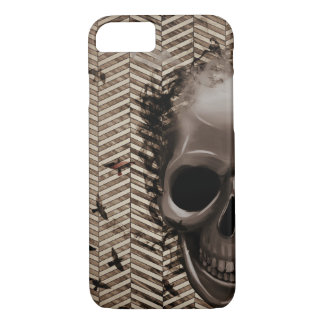 Skull And Crows Case