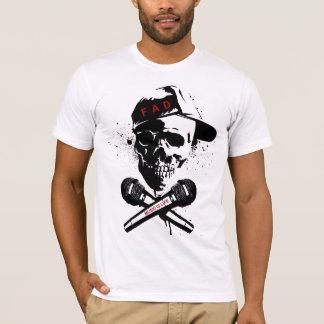 SKULL AND MIC T-Shirt