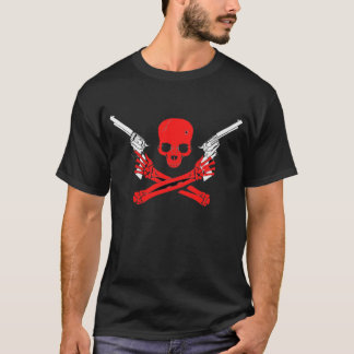Skull and Revolvers T-Shirt
