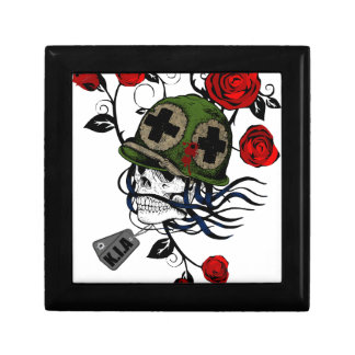 Skull And Roses Gift Boxes