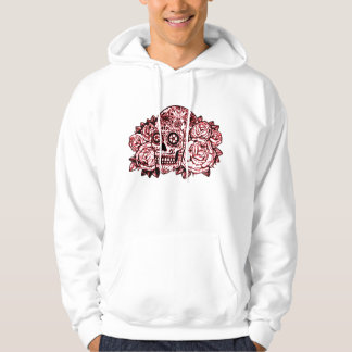 Skull and Roses Hoodie