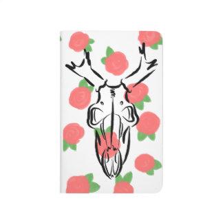 Skull and Roses Journal