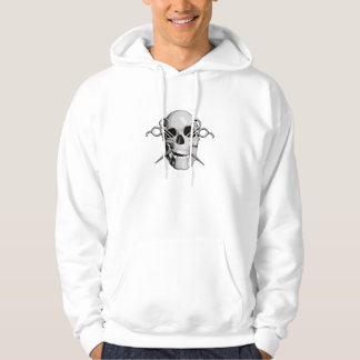 Skull and Scissors v3 Hoodie