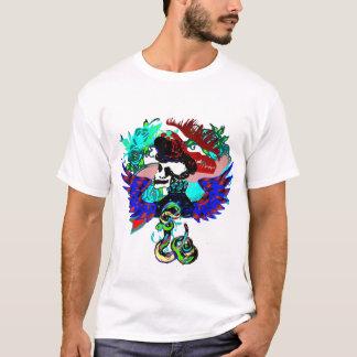 Skull and Snake Shirt