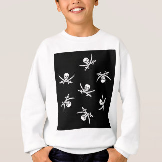 Skull and sword sweatshirt