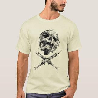 Skull and Syringes T-Shirt
