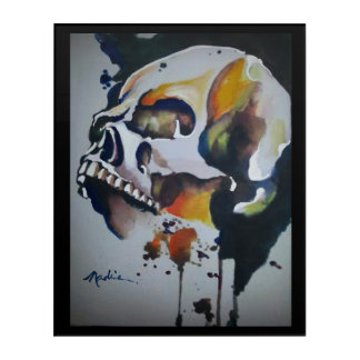 Skull Art to decorate your world