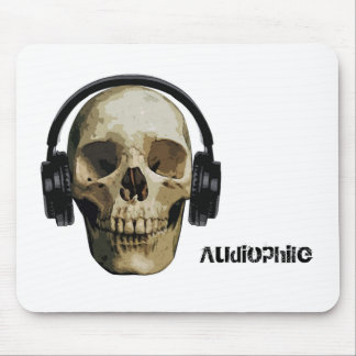 Skull Audiophile Mouse Pad