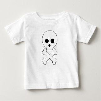 skull babywear baby T-Shirt