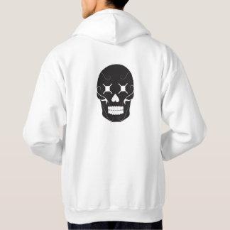 Skull back hoodie