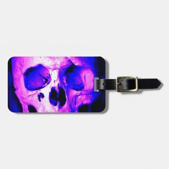 Skull Bag Tag